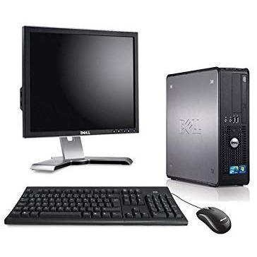 """Dell OptiPlex 780 SFF 17"""" Core 2 Duo 2,93 GHz - HDD 160 Go - 2 Go AZERTY"""