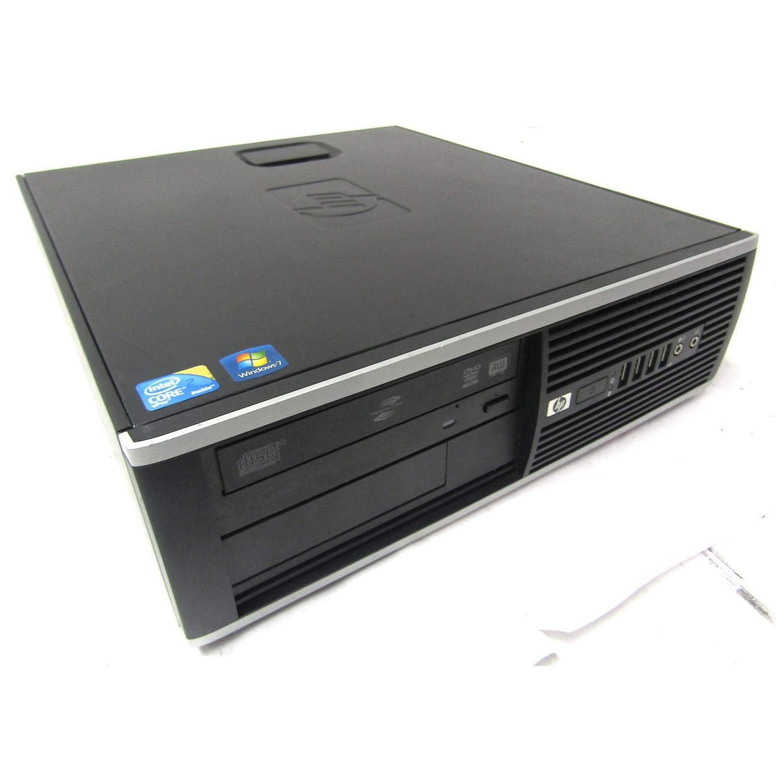 HP Compaq 8000 Elite SFF Pentium 2,7 GHz - HDD 250 Go RAM 4 Go