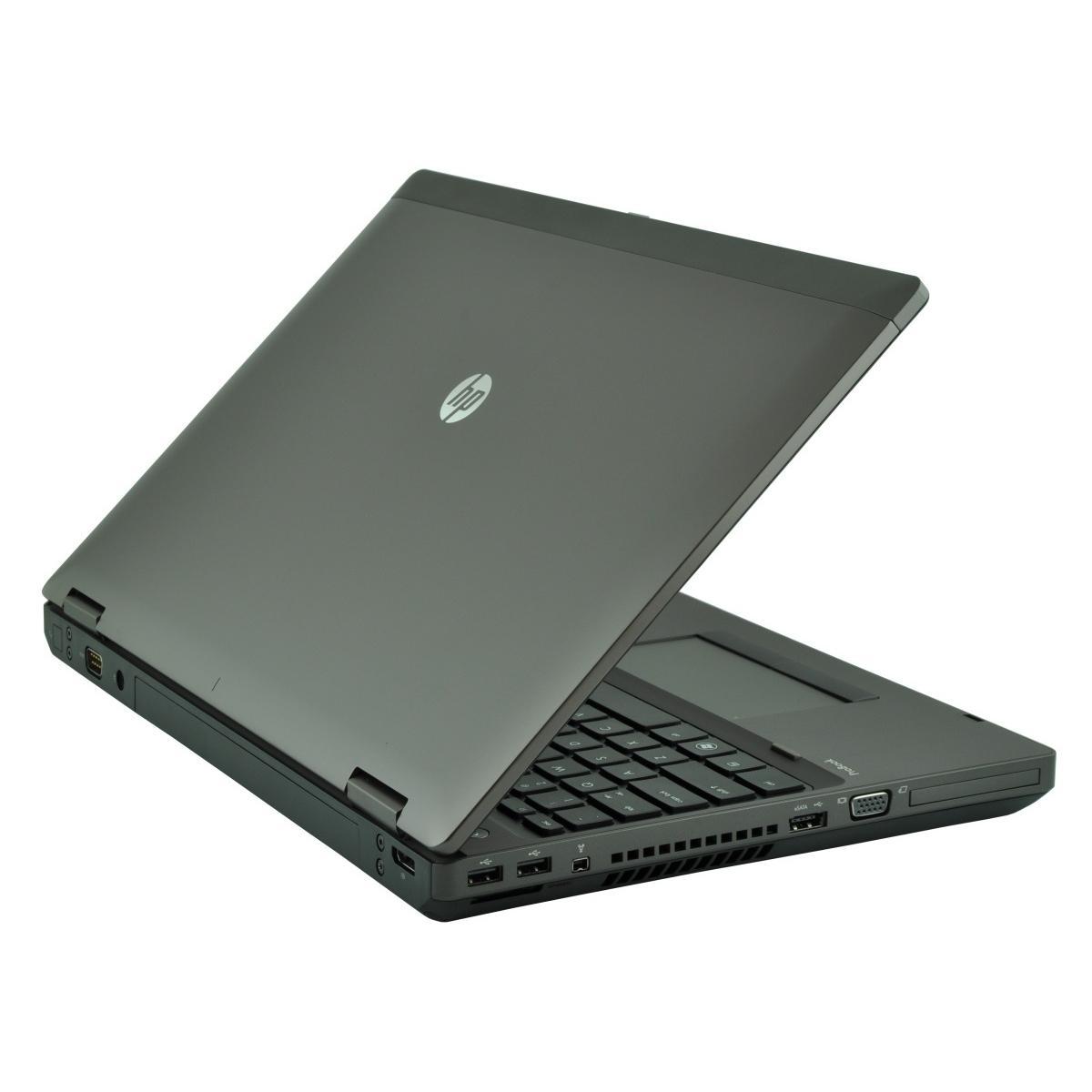 """HP ProBook 6570B 15"""" Core i5 2,5 GHz  - SSD 128 Go - 4 Go AZERTY - Français"""