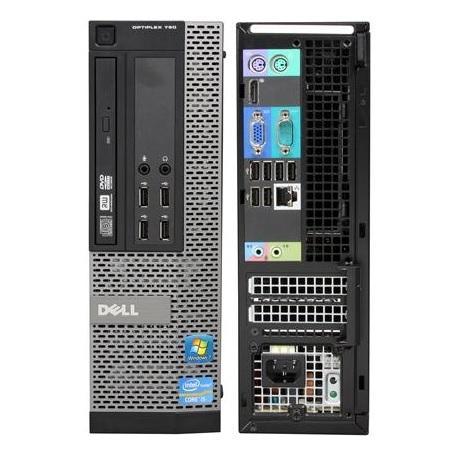 """Dell Optiplex 790 SFF 22"""" Pentium G 2,8 GHz  - SSD 240 GB - 4GB"""
