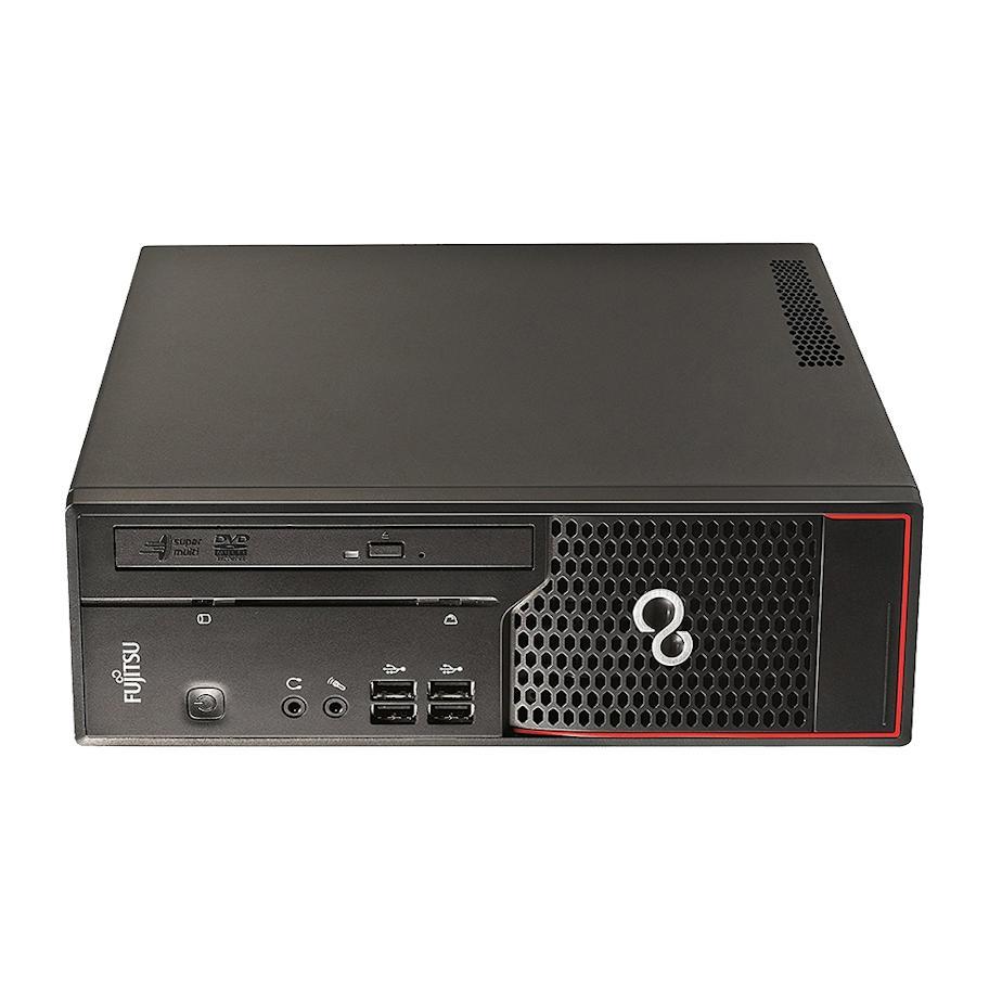 "Fujitsu Esprimo C720 SFF 19"" Core i3 3,4 GHz - HDD 2 To - 4 Go AZERTY"