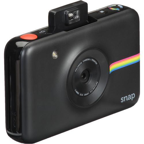 Instant camera Polaroid Snap - Zwart