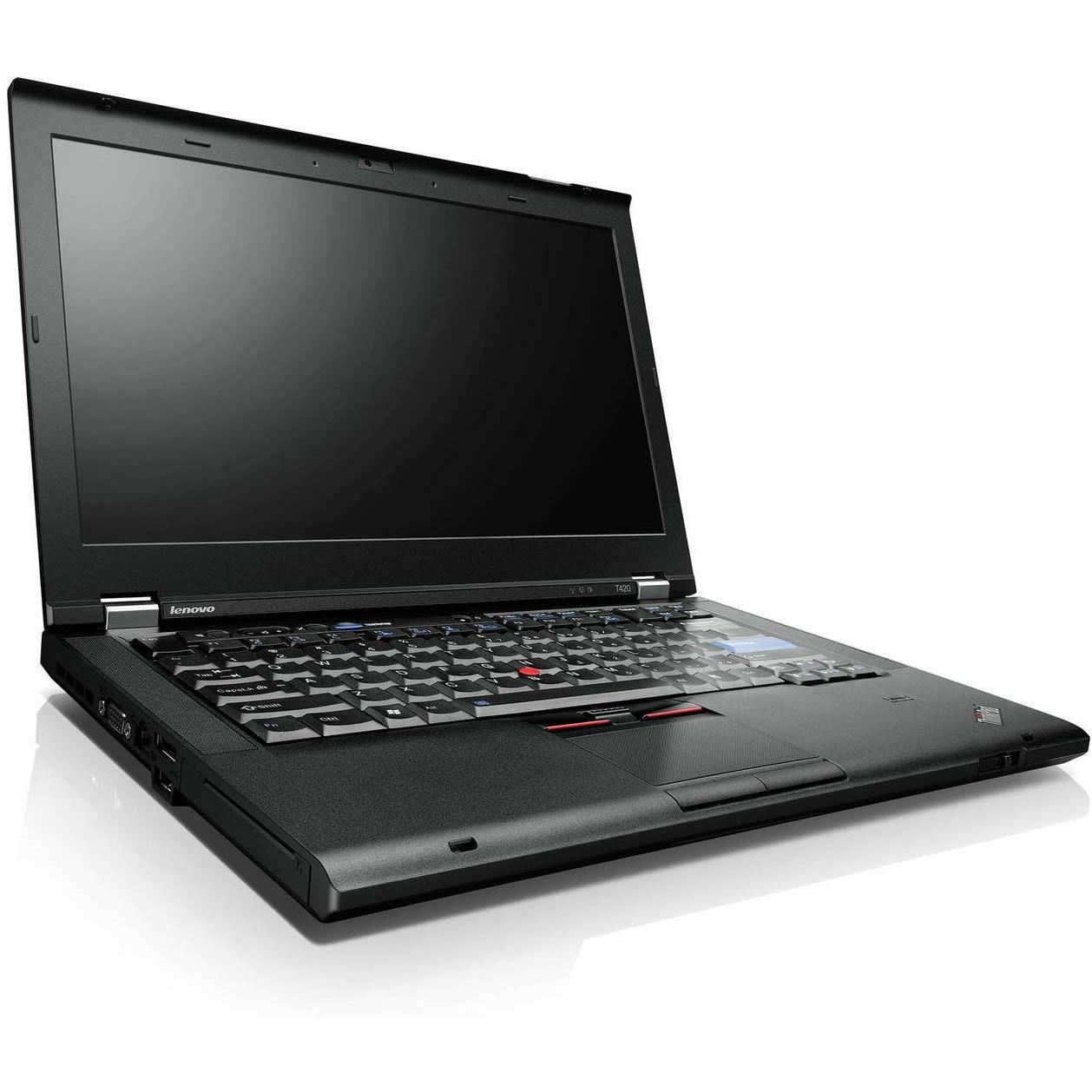 """Lenovo ThinkPad T420s 14"""" Core i7 2,8 GHz - HDD 320 GB - 4GB AZERTY - Ranska"""