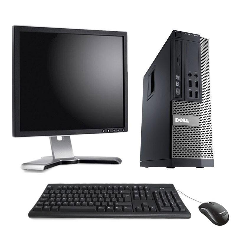"""Dell Optiplex 7010 SFF 22"""" Core i7 3,4 GHz - SSD 480 Gb - 8GB"""