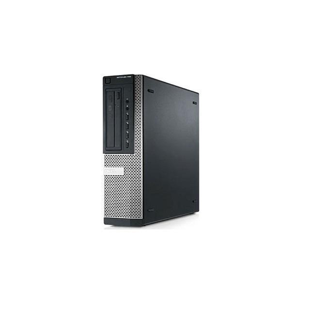 "Dell Optiplex 790 DT 17"" Core I7-2600 3,4 GHz - SSD 480 Gb - 16GB"