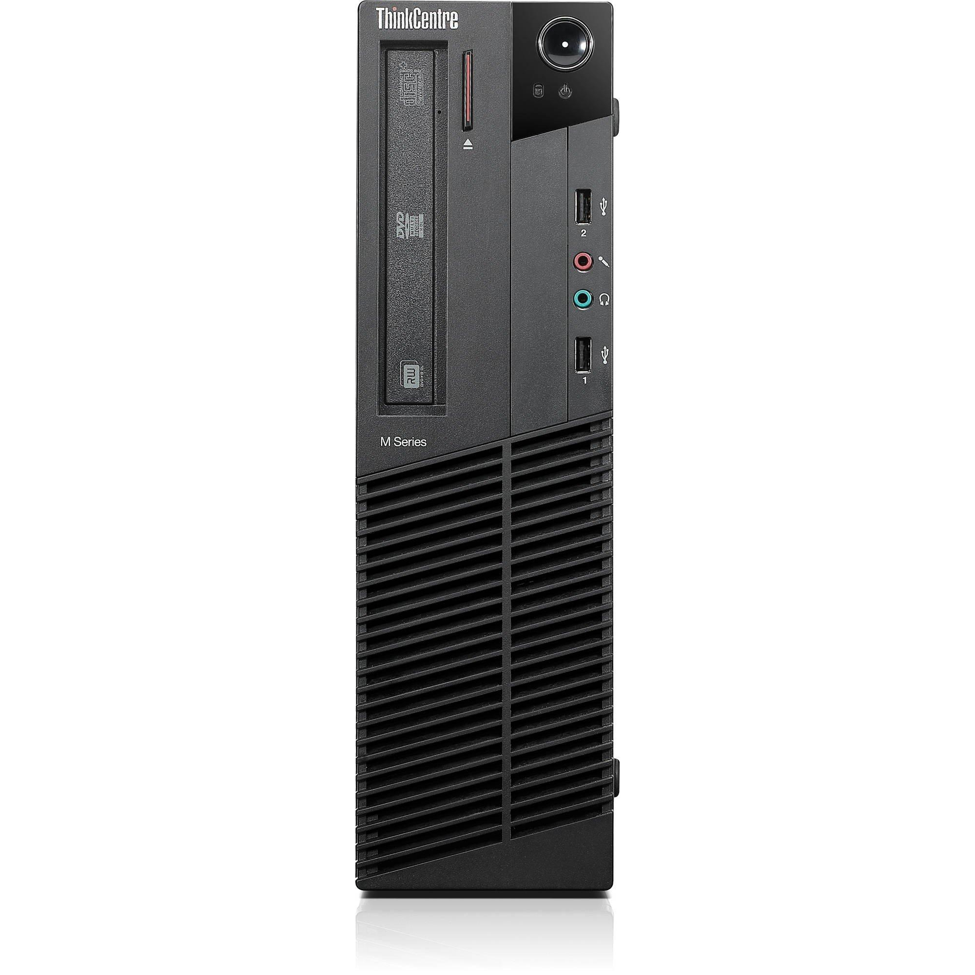 """Lenovo ThinkCentre M91p 7005 SFF 22"""" Core i7 3,4 GHz - HDD 2 To - 16GB"""