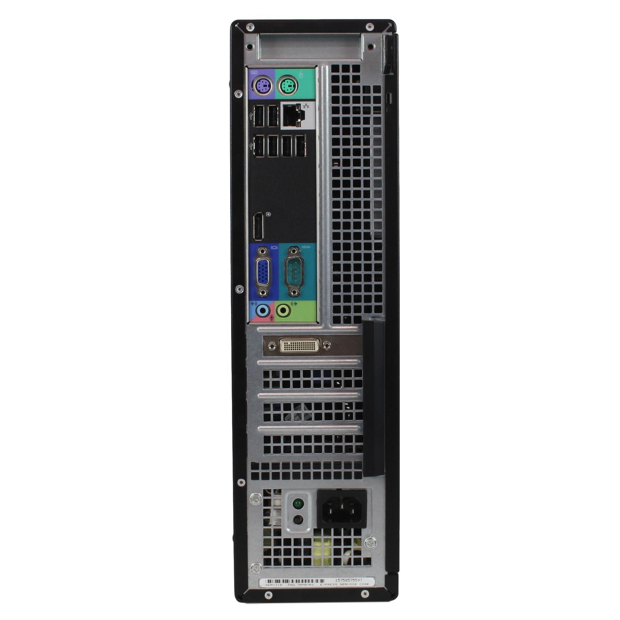 """Dell Optiplex 790 DT 22"""" Core i5 3,1 GHz - HDD 2 TB - 16 GB"""