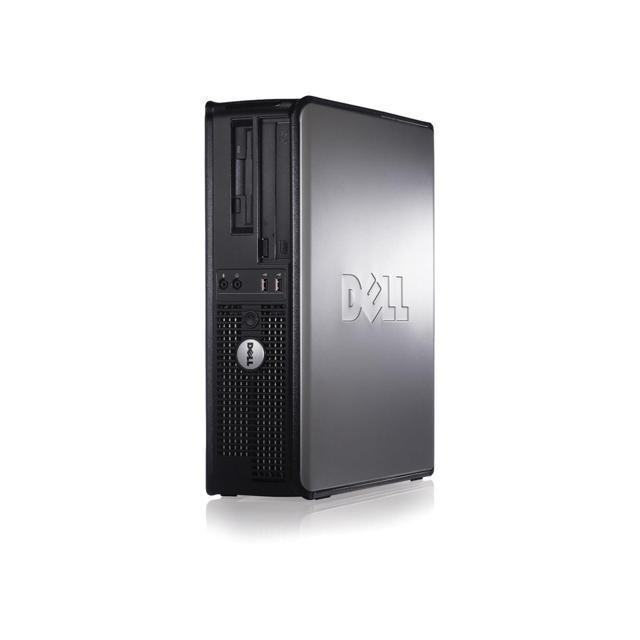 Dell Optiplex 780 DT Pentium 2,8 GHz - HDD 160 Go RAM 2 Go