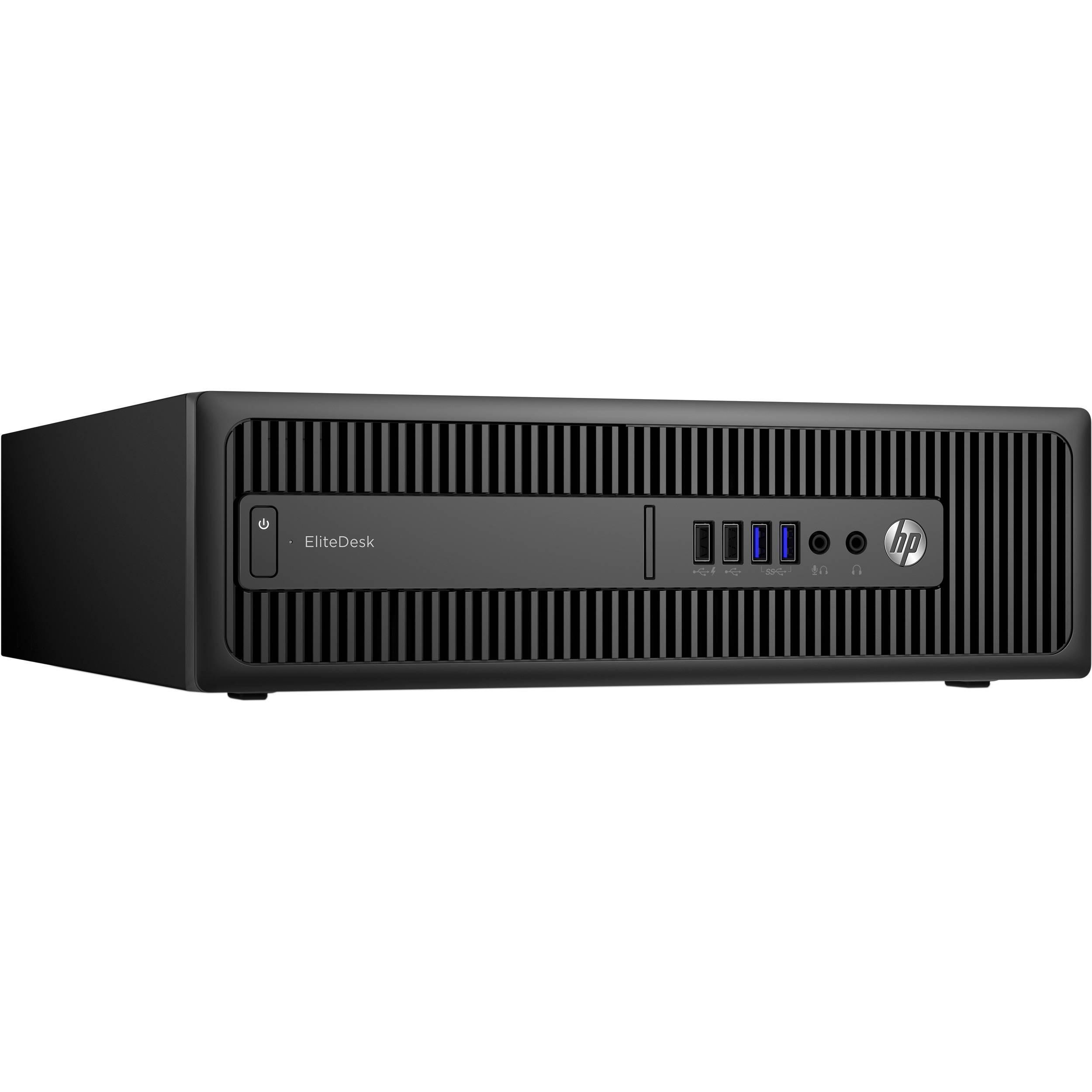 HP EliteDesk 800 G2 SFF Core i5-6500 3,2 - HDD 500 Gb - 8GB