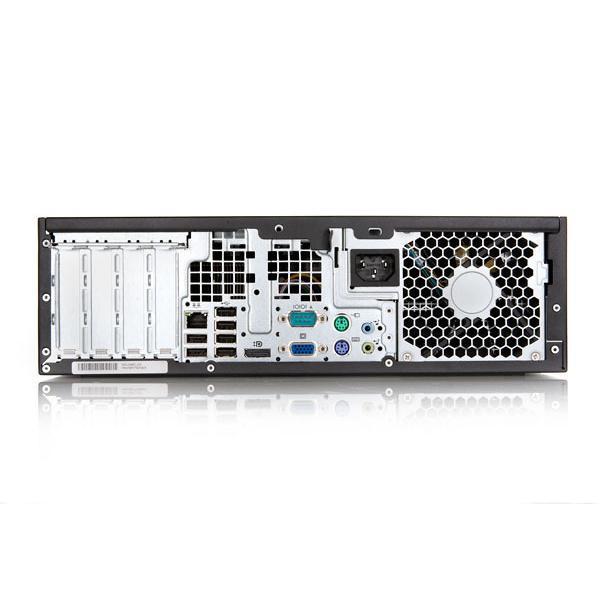 HP Compaq 6005 Pro SFF Athlon II X2 2,7 GHz - HDD 80 GB RAM 2 GB