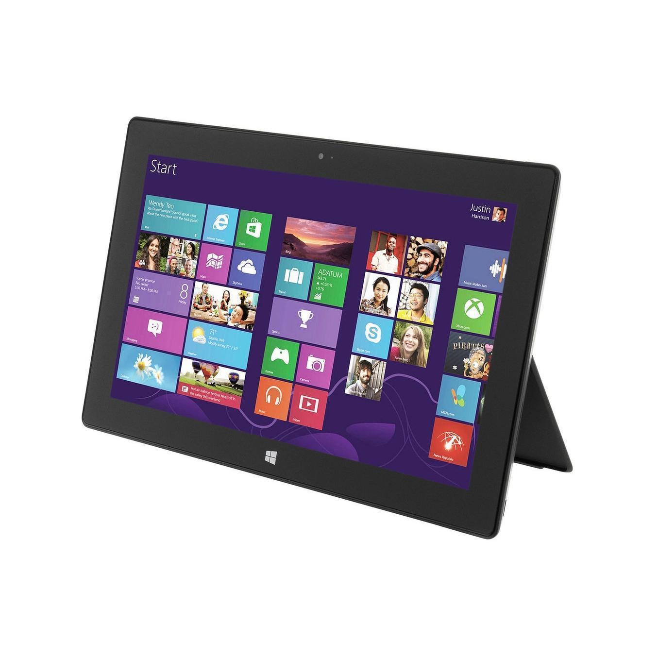 "Microsoft Surface Pro 2 10"" Core i5 1,6 GHz - SSD 256 Go - 4 Go"