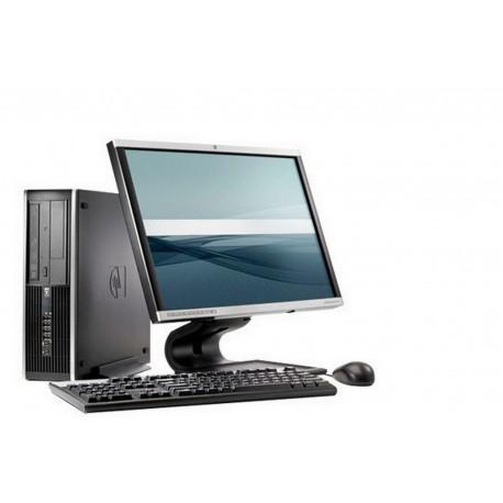 """Hp Compaq 6005 SFF 19"""" Athlon II 2,7 GHz - HDD 750 GB - 2GB teclado francés"""