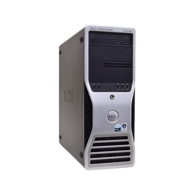 Dell Precision T5400 Xeon 3 GHz - HDD 144 Go RAM 1 Go