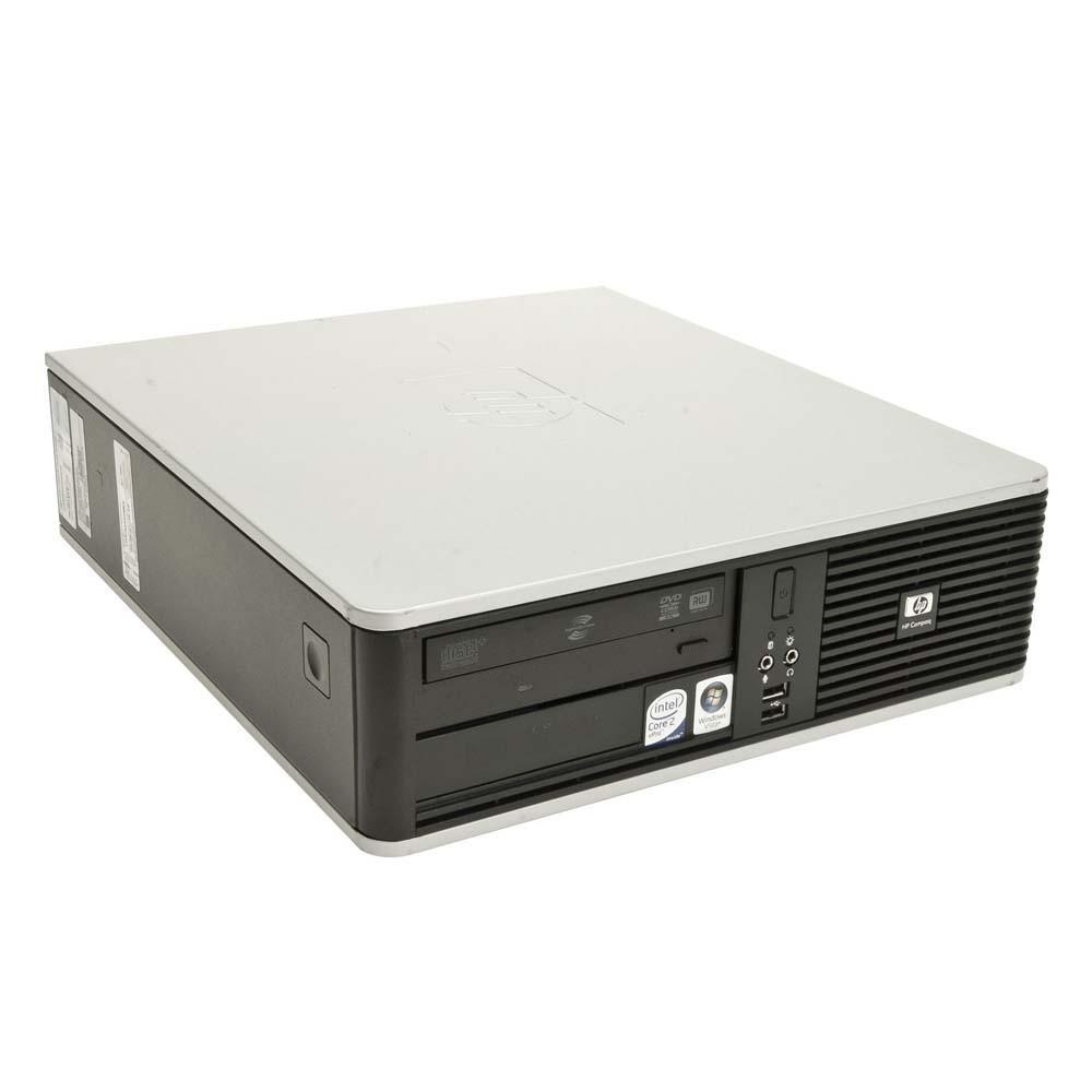 HP Compaq DC7900 SFF Core 2 Duo 2,66 GHz - HDD 80 Go RAM 4 Go