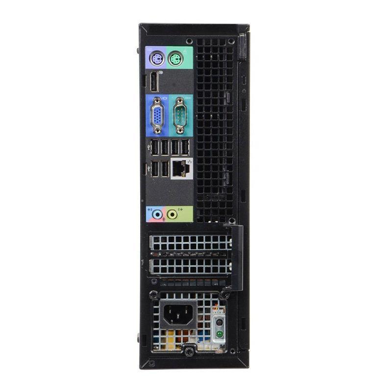 """Dell Optiplex 790 SFF 27"""" Pentium 2,8 GHz - SSD 480 GB - 16 GB"""