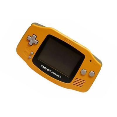 Nintendo Game Boy Advance - HDD 0 MB - Orange