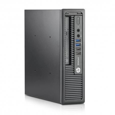 HP EliteDesk 800 G1 SFF Core i5-4590 3.3 - SSD 240 GB - 16GB