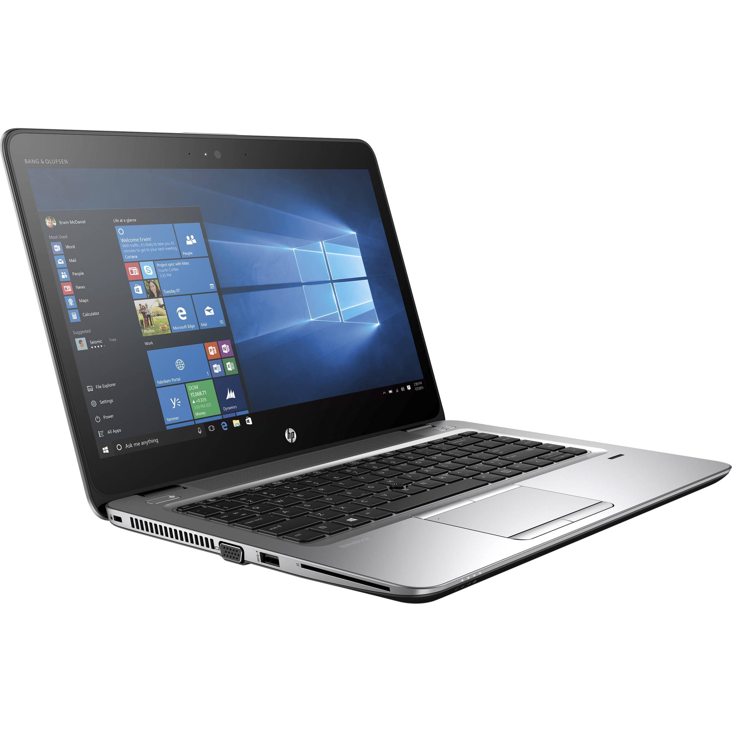 HP EliteBook 840 G2 14-inch (2014) - Core i5-5200U - 16GB - HDD 320 GB AZERTY - French