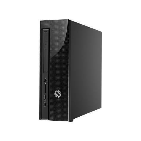 HP Slimline 260-a101nf E2 1,8 GHz - HDD 500 Go RAM 4 Go