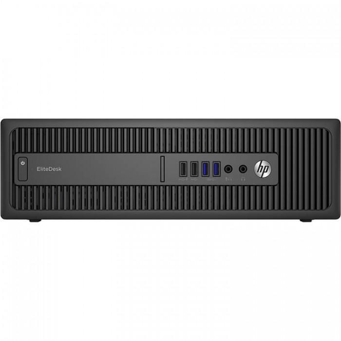 HP EliteDesk 800 G1 SFF Core i5 3,2 GHz - SSD 240 Go RAM 16 Go