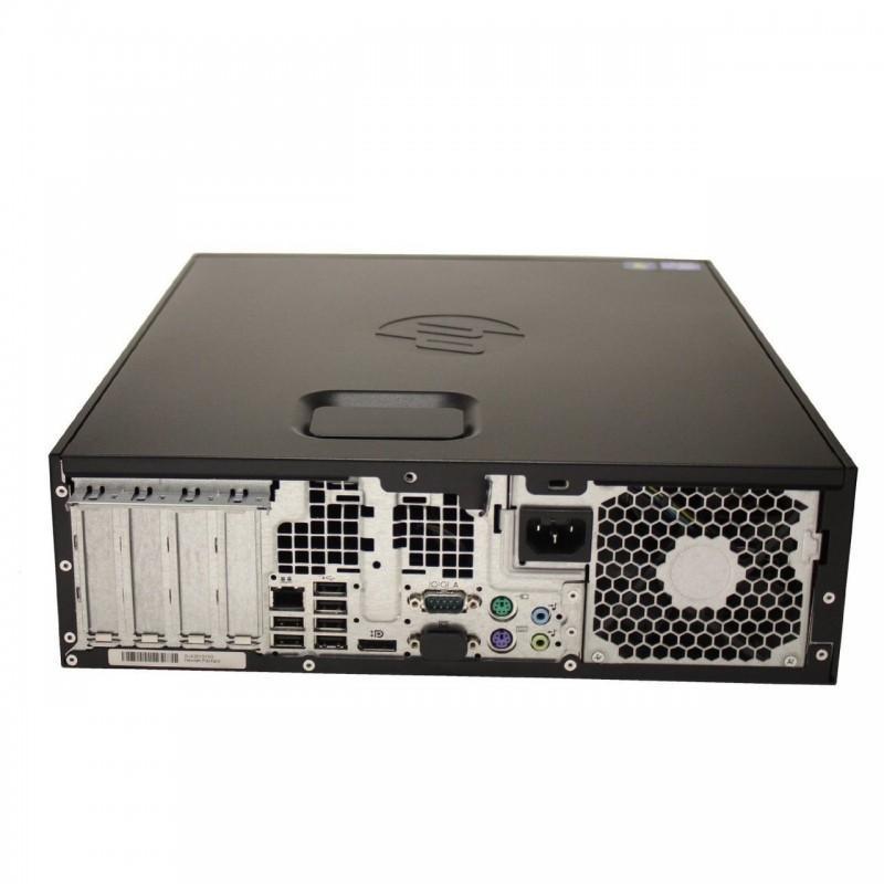 HP Compaq 6200 Pro SFF Pentium 2,7 GHz - HDD 250 Go RAM 4 Go