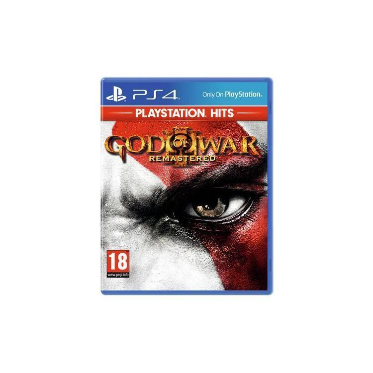 God of War III Remastered PS Hits - PlayStation 4