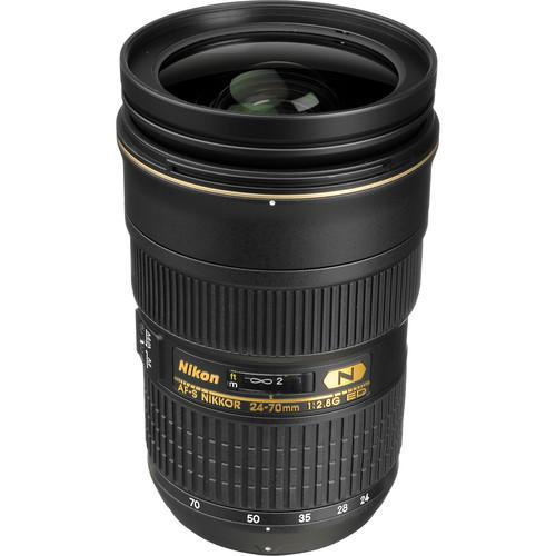 Nikon Φωτογραφικός φακός Nikon F (FX) 24-70mm f/2.8