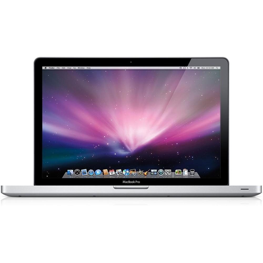 """MacBook Pro 15"""" (2009) - Core 2 Duo 2,53 GHz - HDD 320 GB - 4GB - QWERTY - Spaans"""