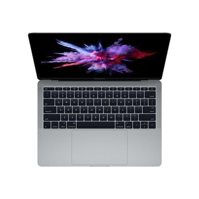"""MacBook Pro 13"""" Retina (2016) - Core i7 2,4 GHz - SSD 500 GB - 16GB - AZERTY - Französisch"""