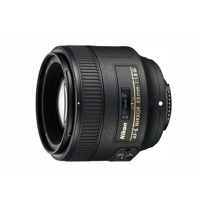 Nikon Objektiv Nikon F 85mm f/1.8
