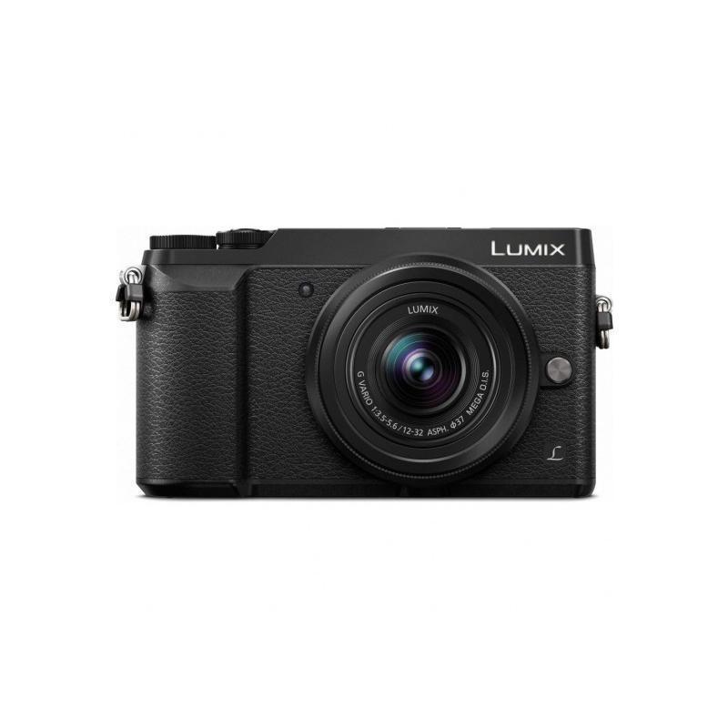 Panasonic Lumix DMC-GX80 Hybrid 16Mpx - Black