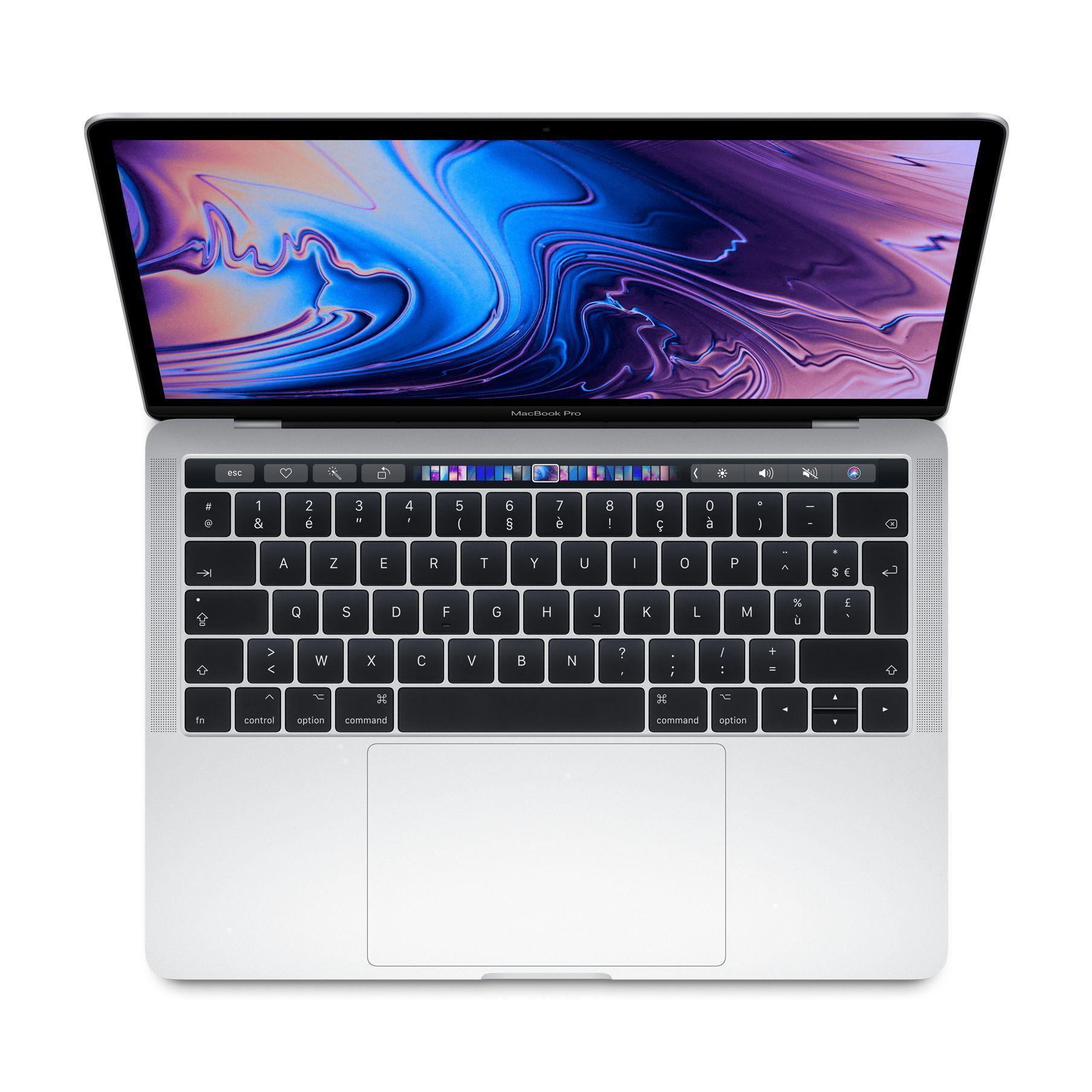 "MacBook Pro Retina 13"" (2017) - Core i5 - 8GB - SSD 512 Gb AZERTY - Γαλλικό"