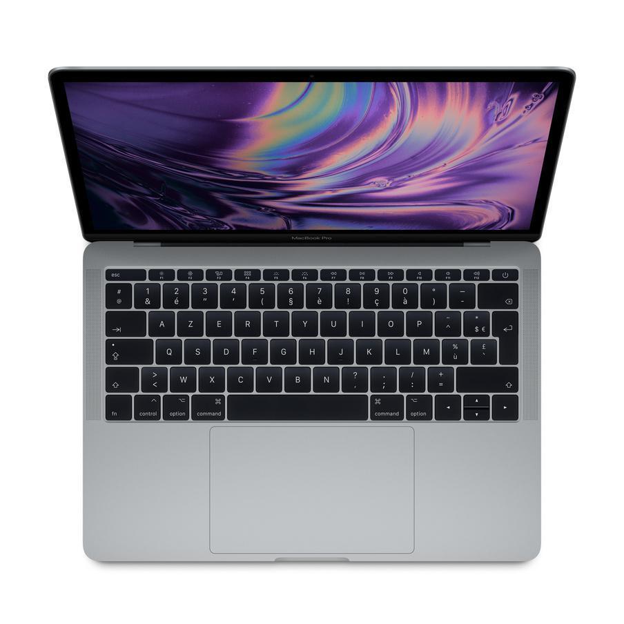 """MacBook Pro Touch Bar 13"""" Retina (2017) - Core i7 3,5 GHz - SSD 512 GB - 16GB - teclado francés"""