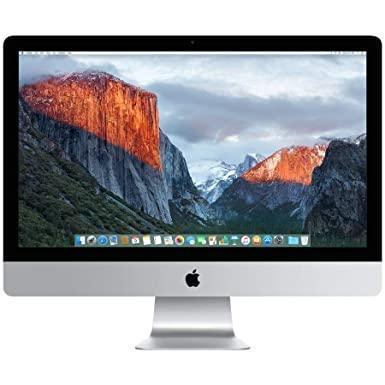 """iMac 27"""" Retina (október 2015) Core i5 3,2GHz - HDD 1 To - 8GB AZERTY - Francúzska"""