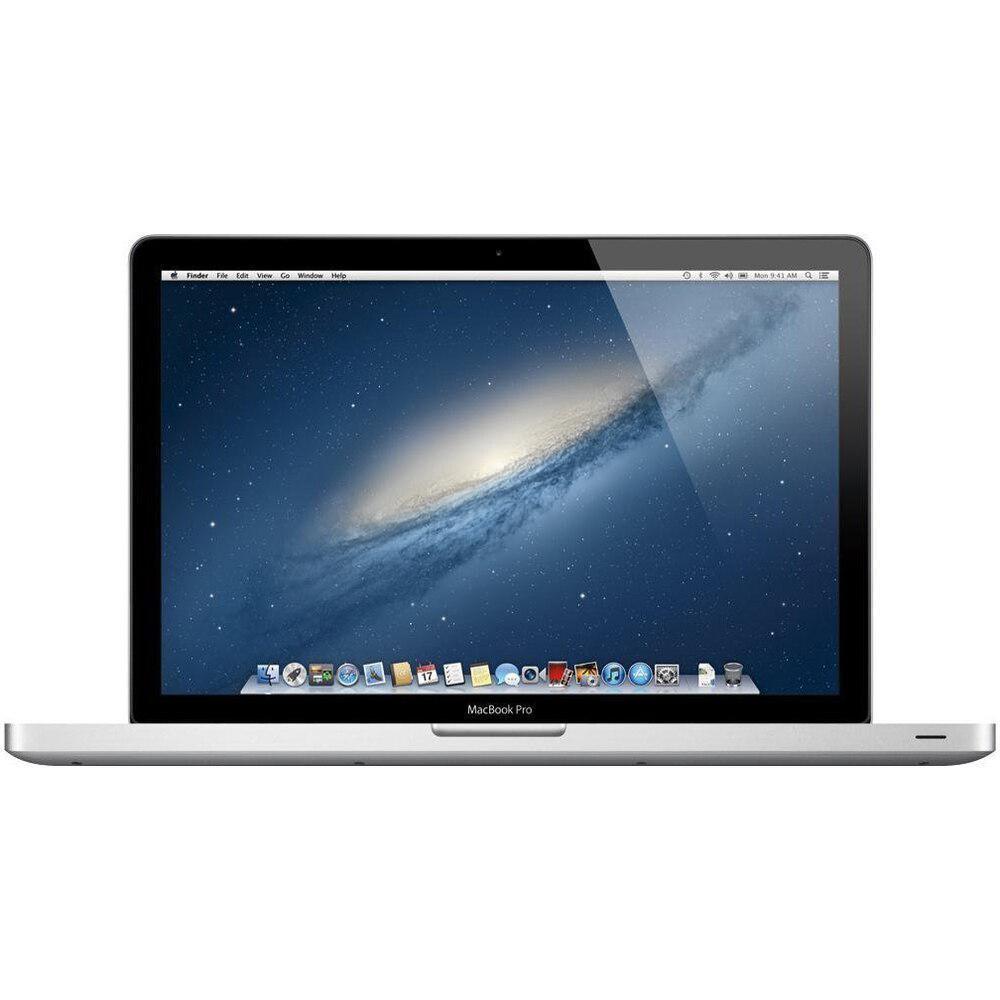 """MacBook Pro 15"""" (2012) - Core i7 2,3 GHz - HDD 750 GB - 8GB - QWERTZ - Deutsch"""