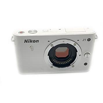 Hybride Nikon 1 J1 - Wit