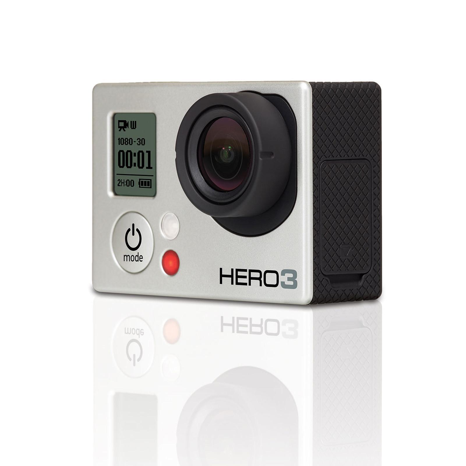 Gopro Hero 3 Silver Edition Action Cam