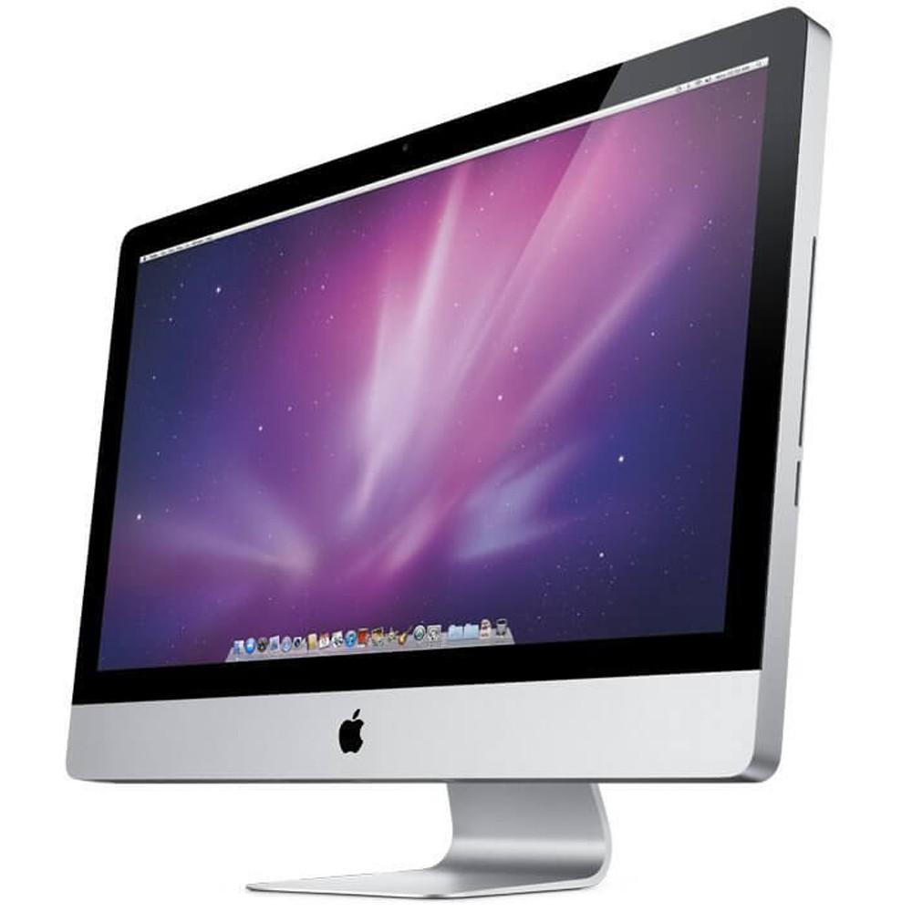 "iMac 27"" (Metà-2011) Core i5 3,1 GHz - HDD 500 GB - 16GB Tastiera Francese"