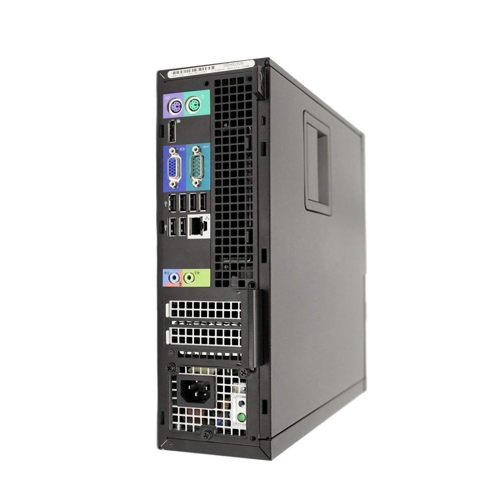 Dell Optiplex 990 SFF Core i5 3,1 GHz - SSD 240 Go RAM 4 Go