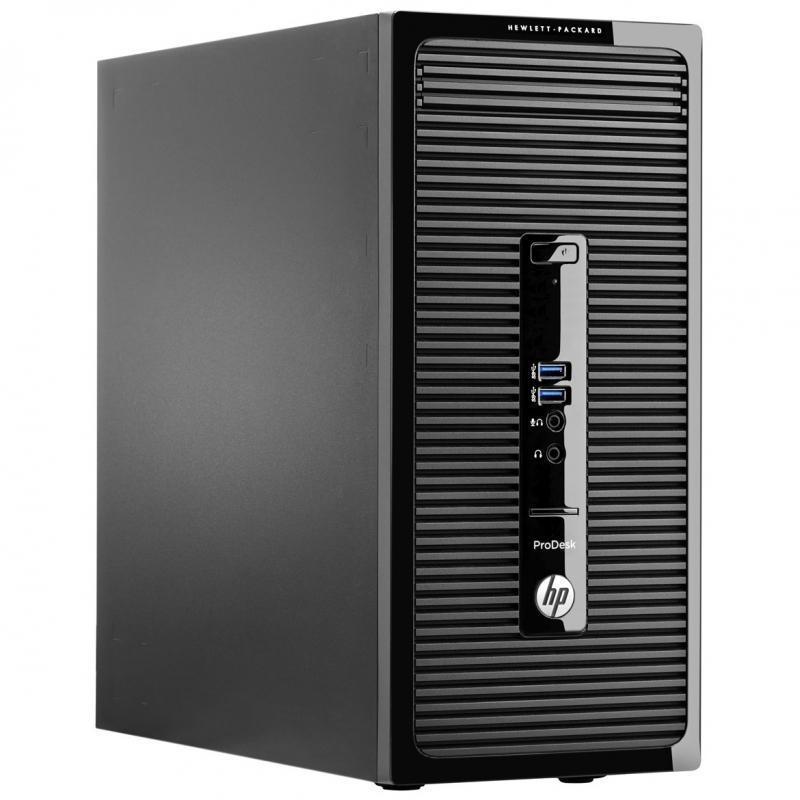 HP ProDesk 400 G2 MT Core i5 3 GHz - HDD 500 GB RAM 8 GB