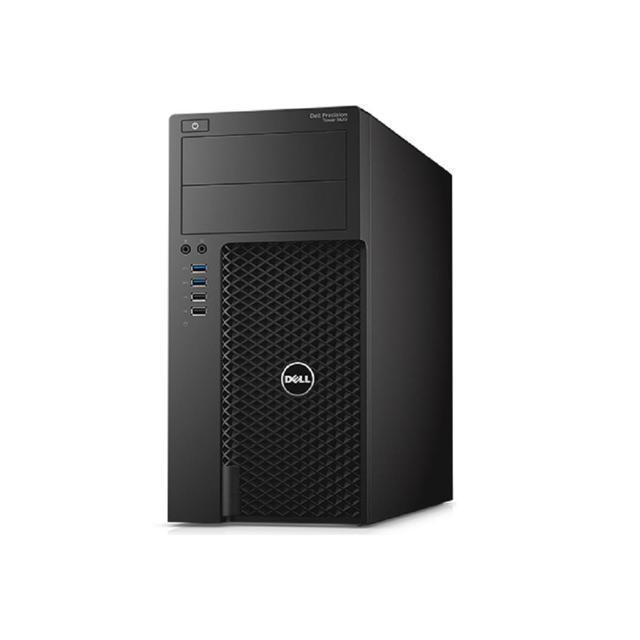Dell Precision T1700 Xeon E3 3,1 GHz - HDD 500 Go RAM 8 Go