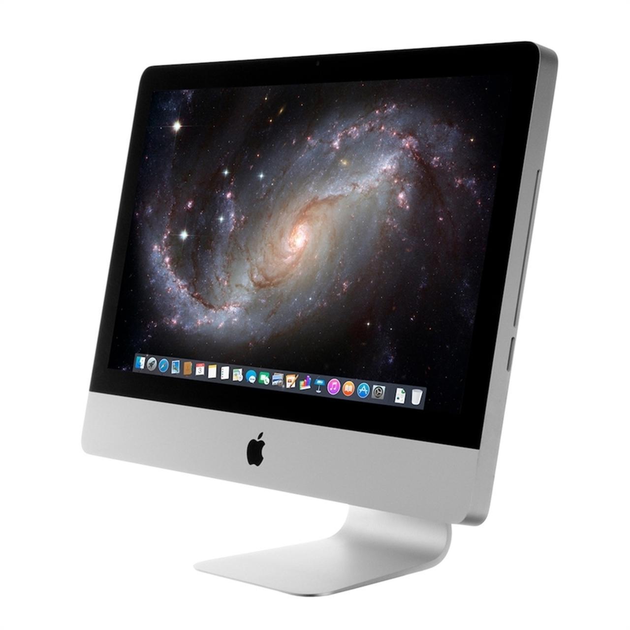"iMac 21"" (2009) - Core 2 Duo - 8GB - HDD 500 Gb AZERTY - Γαλλικό"