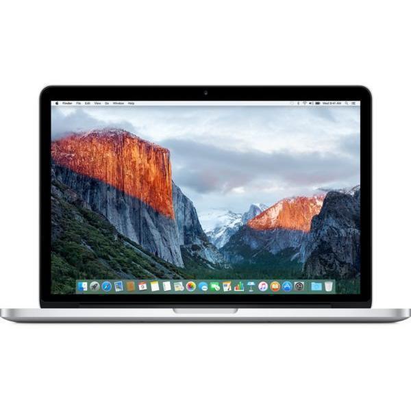 MacBook Pro 15,4-tum (2012) - Core i7 - 4GB - HDD 500 GB QWERTZ - Tyska