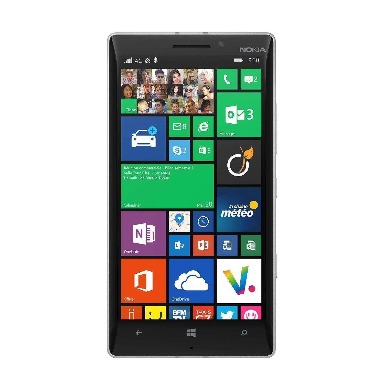 Nokia Lumia 930 - Blanc- Débloqué