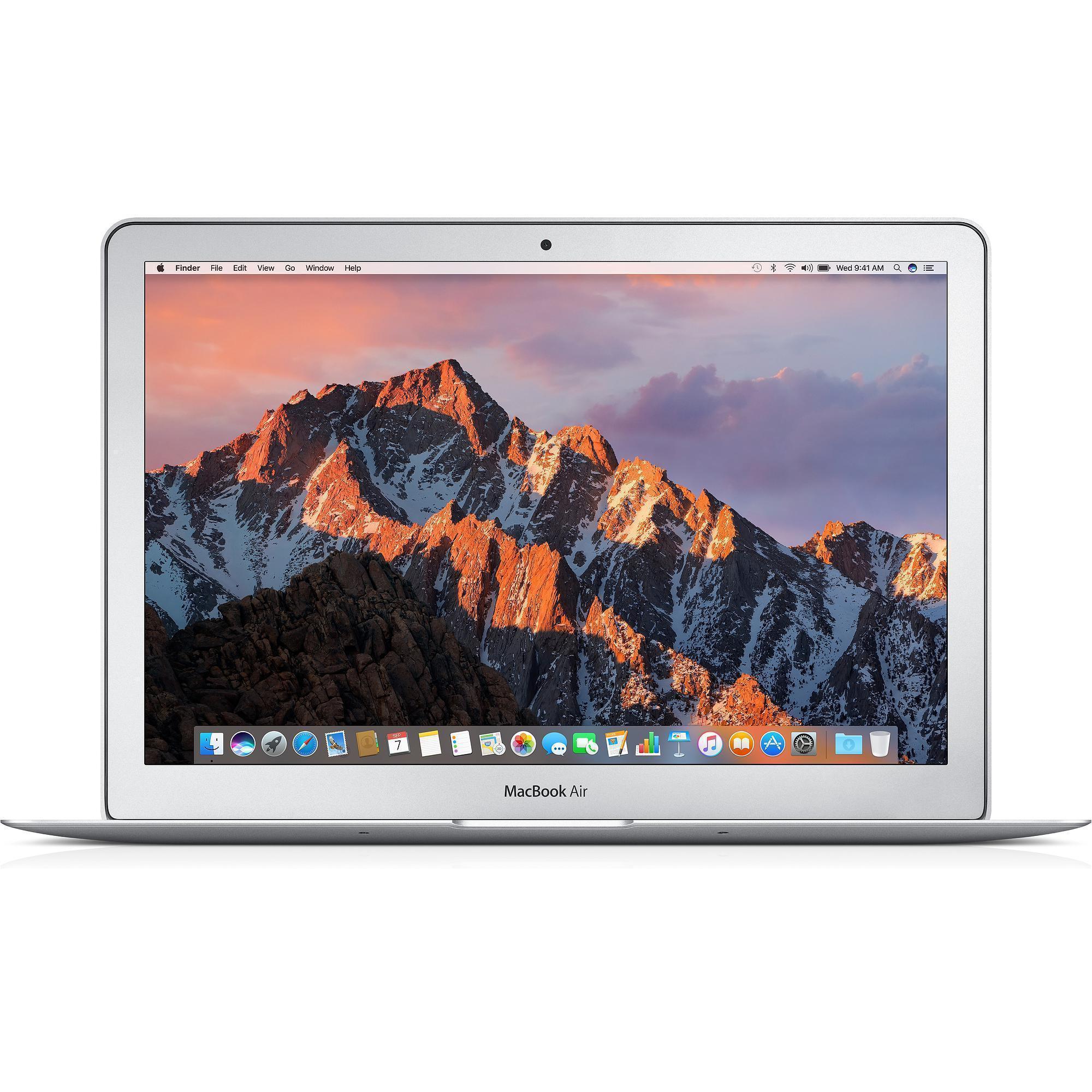 MacBook Air 13.3-inch (2013) - Core i5 - 4GB - SSD 256 GB QWERTZ - German