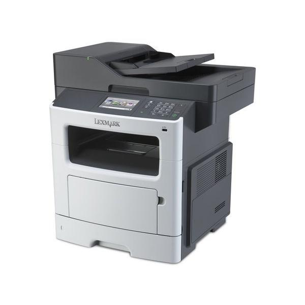 Multifunctionele zwart-wit laserprinter Lexmark MX511de