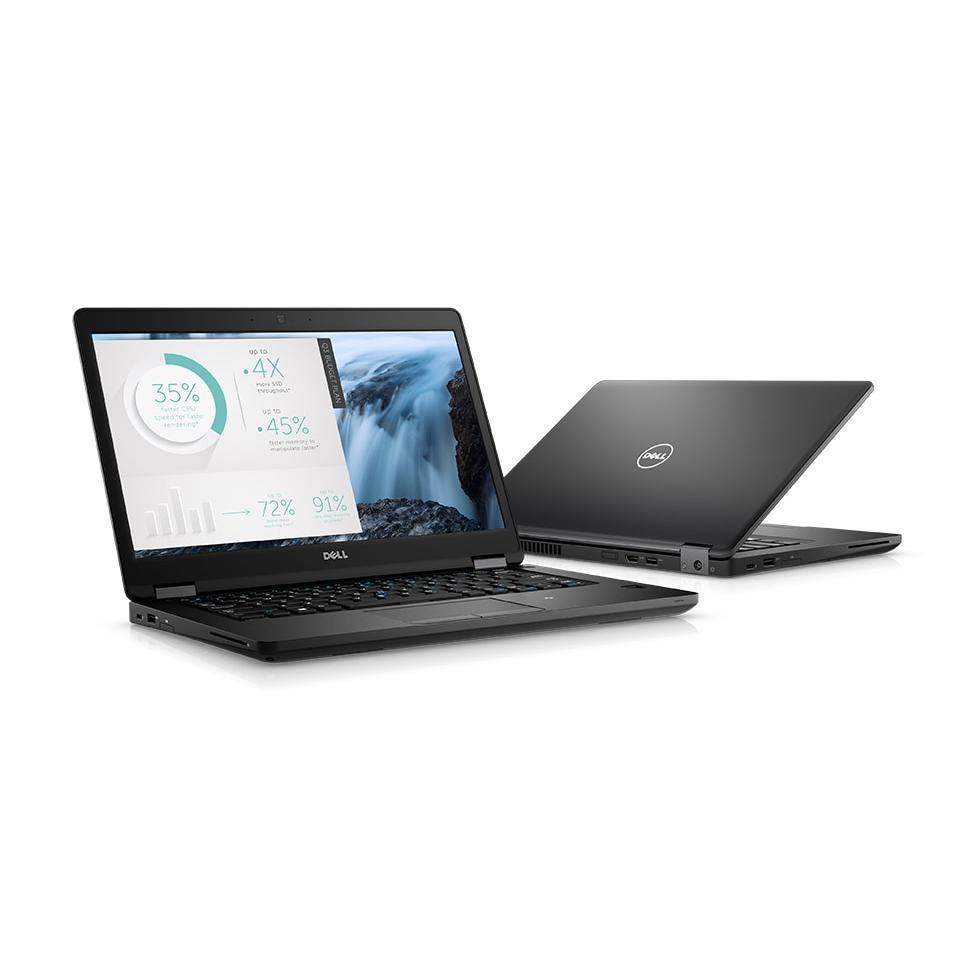 Dell Latitude 5480 14-tum (2017) - Core i5-6300U - 8GB - SSD 256 GB AZERTY - Fransk