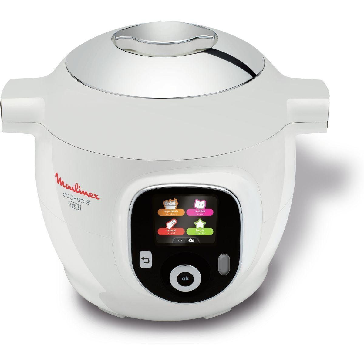 Moulinex Cookeo CE853100 + USB Cuocitutto