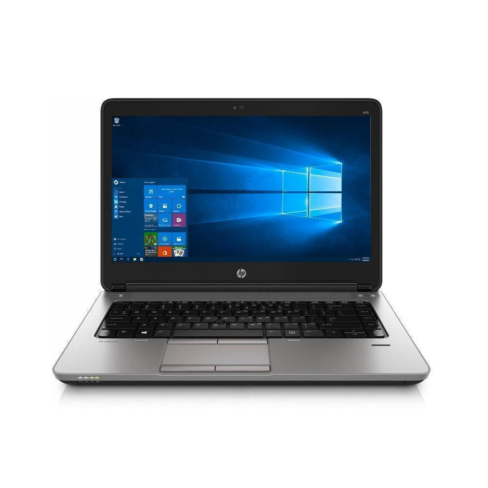"HP ProBook 645 G1 14"" A6 2,7 GHz - SSD 480 GB - 4GB AZERTY - Frans"
