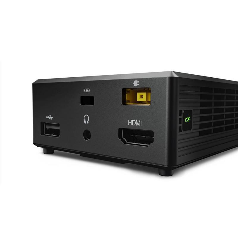 Vidéo projecteur Lenovo ThinkPad Stack 40AB0065EU Noir